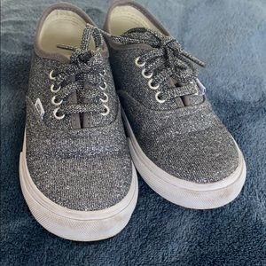 Vans glitter sneakers
